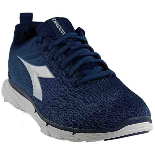 (Diadora Men's NJ-303 Trama-M Running Shoe, Blue/White, 9 M US )
