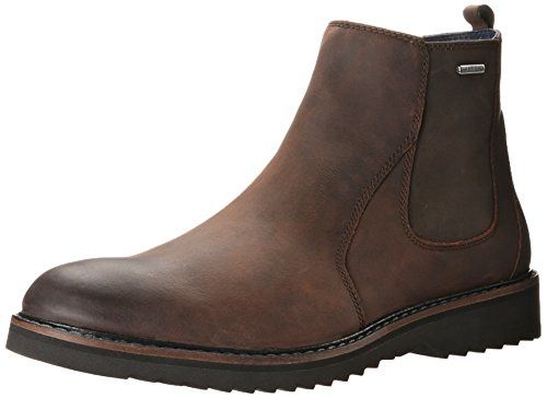 Geox Mens M Chester Abx 6 Chelsea Boot Castagna