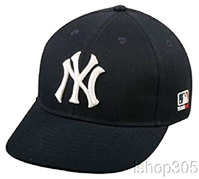 New York Yankees Youth MLB Licensed Replica Caps / All 30 Teams, Official Major League Baseball Hat of Youth Little League and Youth Teams , New York Yankees - Home by OC Sports