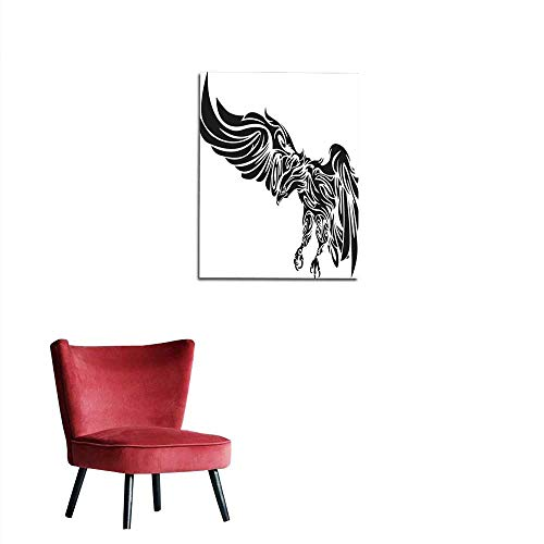 longbuyer Photo Wall Paper Tattoo of an Eagle Men s Tattoo Women s Tattoo Mural 32