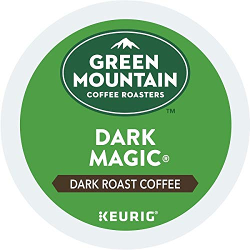 Green Mountain Coffee, Dark Magic (Extra Bold), 120-Count K-Cups for Keurig Brewers by Green Mountain Coffee Roasters