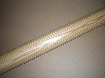 Ahorn Handlauf ohne Halter in verschiedenen L/ängen 200 cm