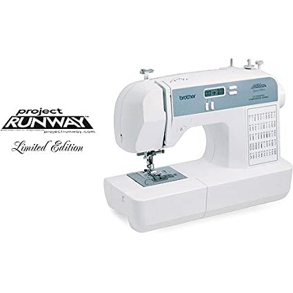 Brother Sewing Machine CE-5000PRW Special Project Runway Edition