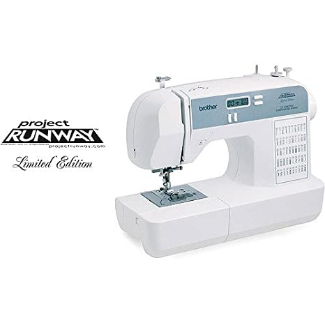Amazon.com: Brother Sewing Machine CE-5000PRW Special Project Runway Edition