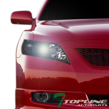 Topline Autopart Projector Headlights Blinkers