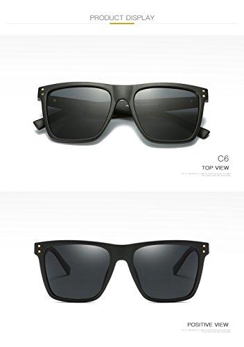 C1 Protección Sol 400 Hombre para Aviator De C4 Mujer Polarizadas para Gafas UV xTPwRvaT