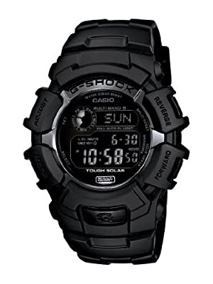 Casio Men's G-Shock Solar MultiBand Atomic Watch from Casio