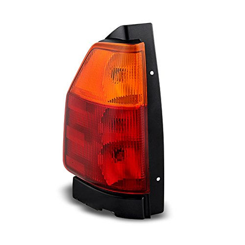 ACANII - For 2002-2009 GMC Envoy Rear Replacement Tail Light - Driver Side - Gmc Tail Light 05 Envoy