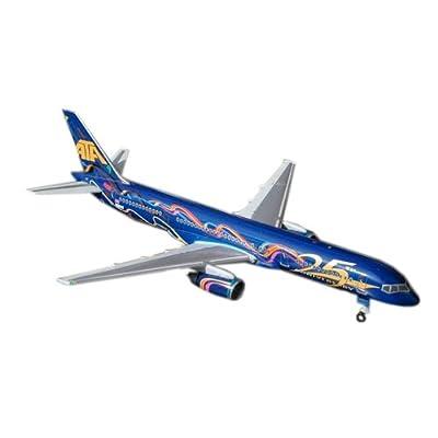 Gemini Jets ATA American Trans Air (25th Anniversary) B757-200 1:400 Scale: Toys & Games