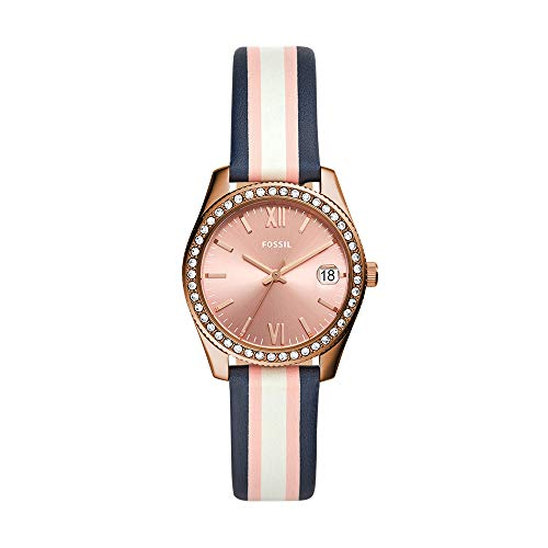 Fossil Women's Mini Scarlette - ES4595 Pink One Size