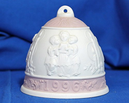 Campanita Navidad 1992 Christmas Bell by Lladro Collector's Society Limited Edition