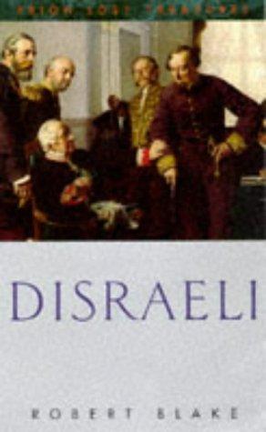 1853752754 - Robert Blake: Disraeli - Boek