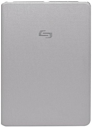 Millennia Carrying Case for iPad Air - Titanium