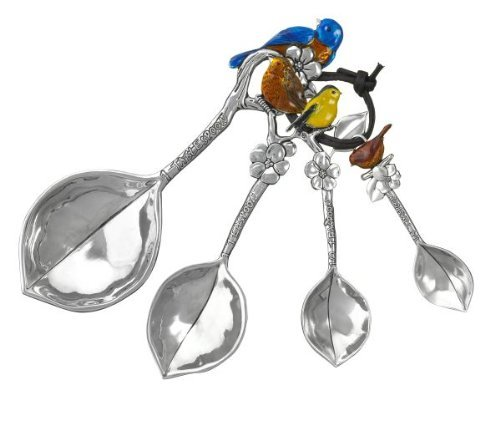 Ganz-4-Piece-Measuring-Spoons-Set-Birds