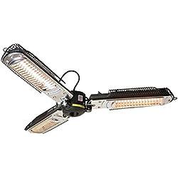 AZ Patio Heaters Electric Patio Heater, Parasol