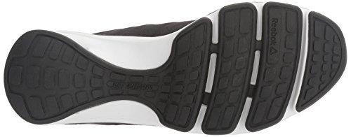 Reebok Women's Cloudride DMX Walking Shoe, Grey Black/Mint Green/White
