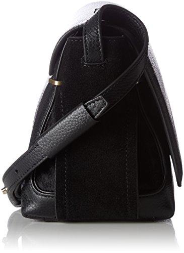 Sacs Victori4 H 9x15 femme Schwarz Flap 5x25 Black Crossbody W Calvin Klein bandoulière D x cm xa4IqH