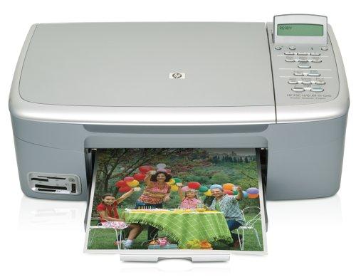 HP PSC 1610 All-in-One Printer, Scanner, - 1610 Hp Printer