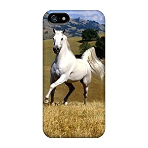 Defender Case For Iphone 5/5s, Wild Horse Pattern