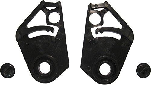 Shoei RF-R Base Plate Set Street Helmet Accessories - Black by Shoei