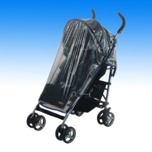 Kinder Buggy Jogger Kinderwagen Sportwagen Regenschutz Regenverdeck Regenhaube