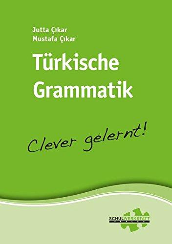 Türkische Grammatik – clever gelernt