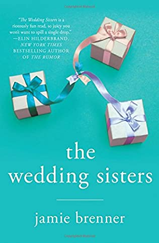 book cover of The Wedding Sisters