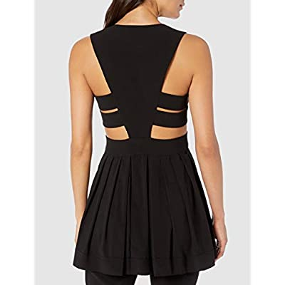 Limited Edition Making the Cut Episode 2 Winning Look Esther's Black Peplum Vest: Clothing