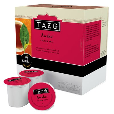K-Cup Tazo Awake Tea by Tazo