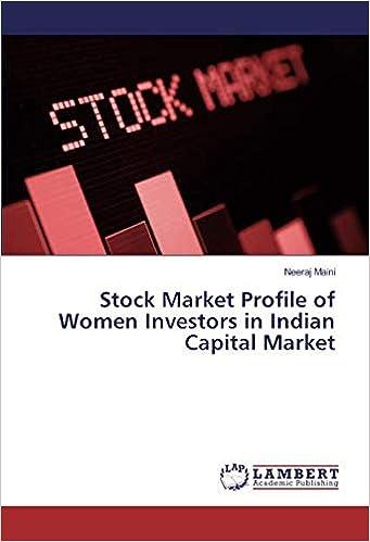 Stock Market Profile of Women Investors in Indian Capital Market