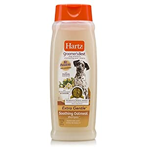 Hartz Groomer's Best Oatmeal Dog Shampoo