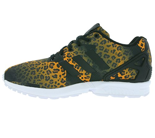adidas Zx Flux, Zapatillas Bajas para Mujer Multicolor