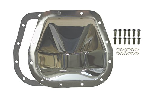 (Mota Performance A65350 Chrome Plated Differential Cover)