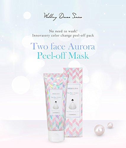 Merbliss Two Face Aurora Peel-Off Mask ()