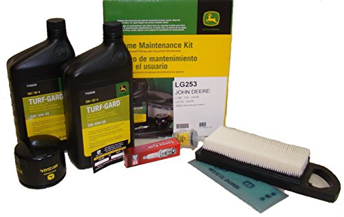 John Deere Individualist Equipment Filter Kit #LG253