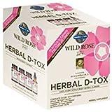 Wild Rose Herbal D-Tox, 12 Day Kit