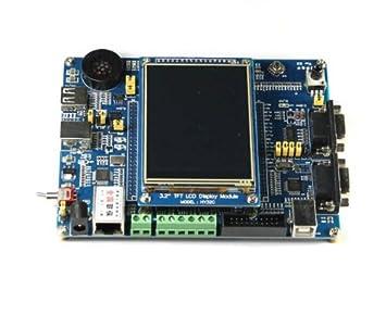 Amazon com: NXP LPC1768 ARM Development Board + 3 2