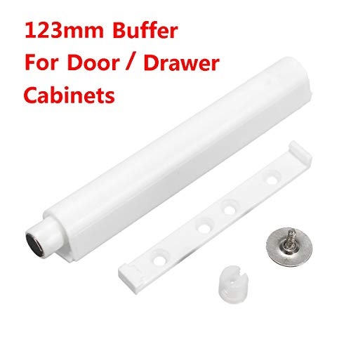 Brand New 123mm Touch Heavy push to open Damper Buffer Door Drawer Heavy Catch by LOCHI