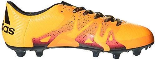 Adidas X 153 Fgag - S74632 Nero-arancio-rosa