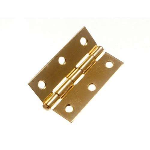 60 Off 100 Pairs Loose Pin Butt Hinge Door Gate Brass