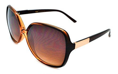 Vox tendance classique haute qualité pour femme Mode Hot Lunettes de soleil W/étui microfibre gratuit - - cuwvF