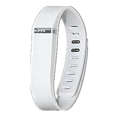 Dealzip Inc® Fitbit Flex Wristband Replacement Accessory,White,Small
