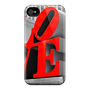 OqwxUwC2711DvYkH Love Fashion Tpu 4/4s Case Cover For Iphone