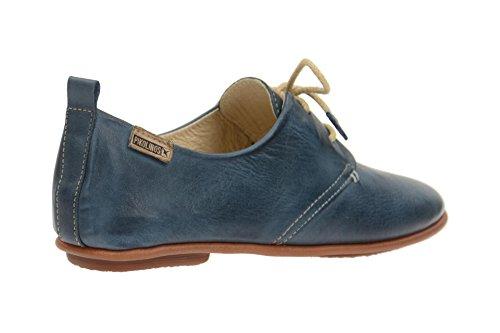 917 Donna Stringate Scarpe Blue Calabria Pikolinos TwnBfB