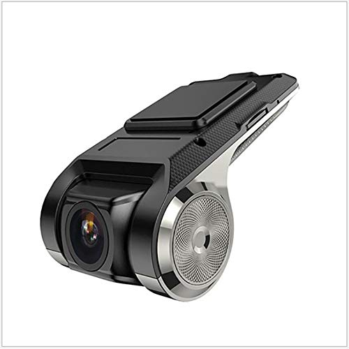 JCOLI 1080P Hidden USB Car DVR Dash Cam Camcorder Recorder Support ADAS Night Vision for Android Car DVD Player
