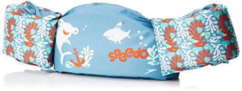 Speedo Swim Star, Grey/Aqua, 1SZ
