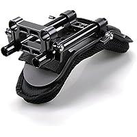 SmallRig Shoulder Pad Soft Decompression Steady Shoulder Mount for Dslr Camera Video Camcorder DV / DC Support System Dslr Rig - 1512