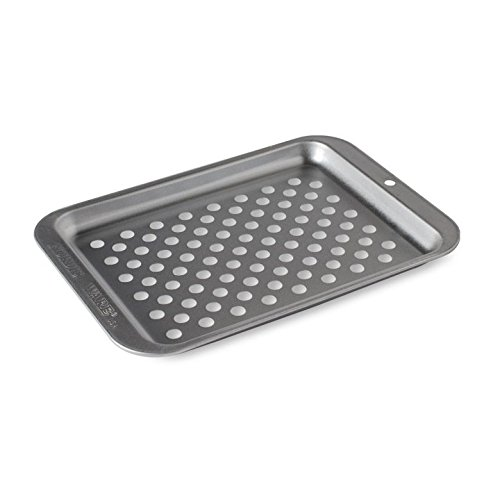 Nordic Ware 47090 Naturals Compact Crisping Tray, Silver