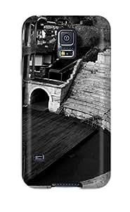 3556469K58158904 New Tpu Hard Case Premium Galaxy S5 Skin Case Cover(trayan Theatre - Bulgaria I)