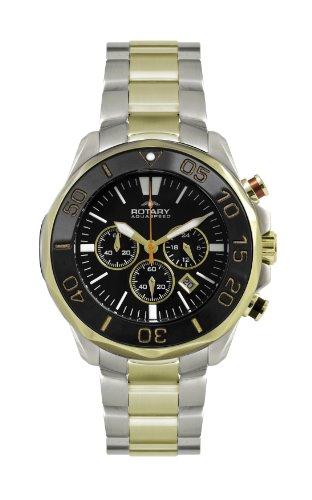 Rotary AGB00067-C-04 Mens Aquaspeed Chronograph Sports Watch